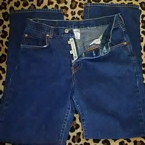 Vintage Lucky Button Fly Jeans Size 6